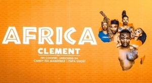 Clement Maosa - Africa ft. Fifi Cooper, Lindough, Candy & Papa Ghost